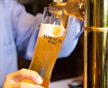都の生ビール付きパーティープラン