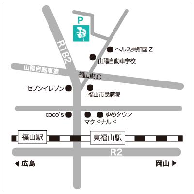 ヴェルデュ都地図